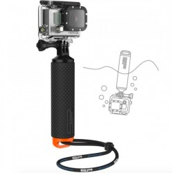 GoPro - rubber monopod - float dobber