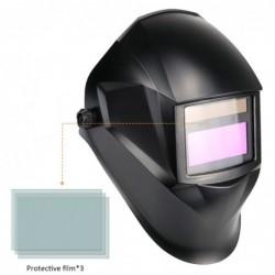 Auto-darkening solar welding helmet - filter - MIG / MMA / TIG