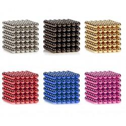 3mm - Neodymium sfärer - magnetiska kulor - 216 stycken