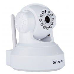 Camera di sicurezza Sricam Wireless IP 720p HD 1.0MP