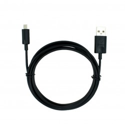 Micro USB Laad / Data Kabel 1.8m