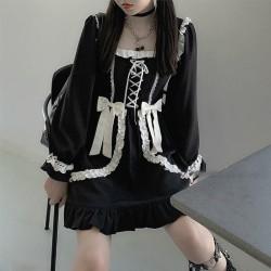 Japanese style gothic dress - vintage - kawaii
