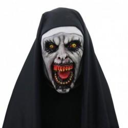Scary nun mask - Halloween cosplay