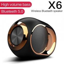 X6 wireless speaker - Bluetooth - HiFi - TWS - waterproof