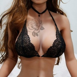 Sexy lace bra - hollow out...