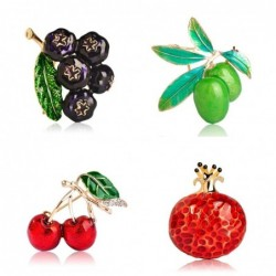 Colorful fruits shape -...