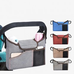 Baby / infant care bag - with mesh pockets