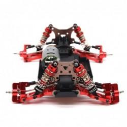 Metal steering arm base - RC car repair