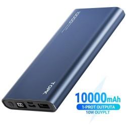 TOPK power bank - 10000mah / 20000mah - LED - 20W