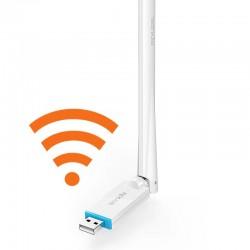 Tenda U2 - drahtloser Netzwerkadapter - tragbarer WLAN-Hotspot-Empfänger - 150 Mbit/s
