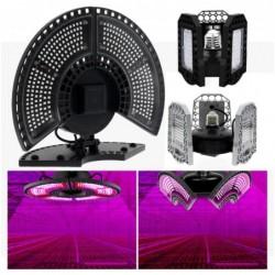 Pflanzenlicht - AC86-265V - E27 - 80W / 500W / 600W - LED - Vollspektrum full