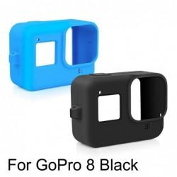 Funda protectora de silicona - para la cámara GoPro Hero 8 Black Action