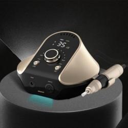 Taladro eléctrico de manicura / pedicura - con cortador - 3500 rpm - 45W