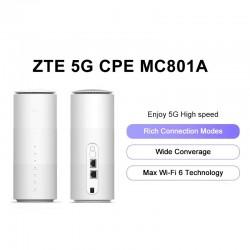 ZTE MC801A CPE - WLAN-Router - 5G - SDX55