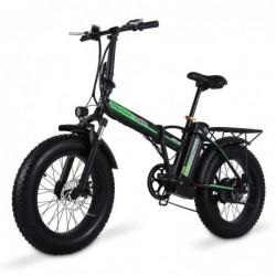 Elektrisches E-Bike - großer Reifen - faltbar - 500W4.0 - 48V Lithiumbatterie