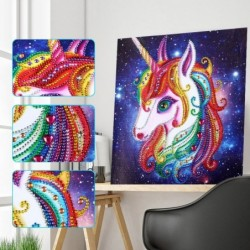 Animal cartoon paintings - 5D - 25 * 25cm / 30 * 30cm