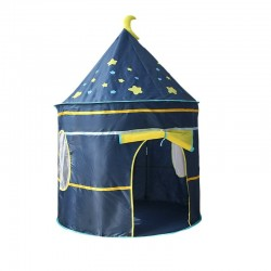 3 in 1 kids playhouse - tent / mat / ball pool / crawling tunnel