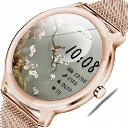 2021 - smart watch for women  - heart rate - blood pressure - waterproof