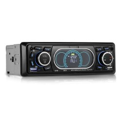 Autoradio Bluetooth Din 1 - AUX/TF/USB FM/MP3 - 60Wx4 - appel mains libres