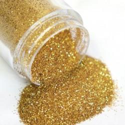 Nagelglitterpuder - Gold / Silber / Mix - 10ml