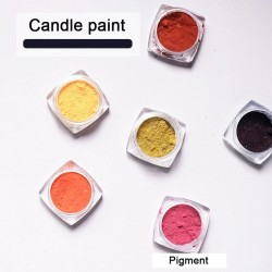 Dye pigment for candle making -  oil colours - DIY - gift - 1gram