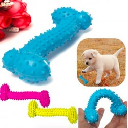 Dog Puppy Rubber Bone