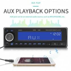 SWM-1088 - car radio - Bluetooth - 1 DIN - AUX-in - TF - U disk - MP3 player