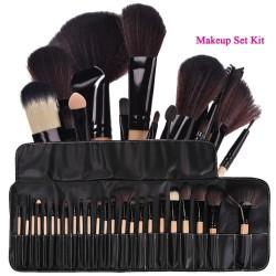 Makeup brushes set kit - 24 pieces