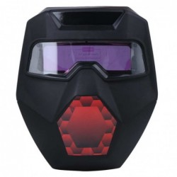 Grinding Helmet Welder Protection Cover Automatic Dimming Welding Face Guard Auto Darkening Argon Arc Welding Mask Detachable