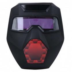 Grinding / welding helmet - automatic dimming - detachable