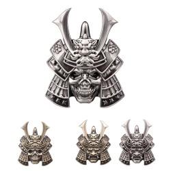 3D premium warrior - car / motorcycle sticker - metal emblem