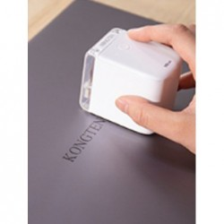 MBrush - handheld mini inkjet printer - for paper / clothes / leather / metal - with ink cartridge