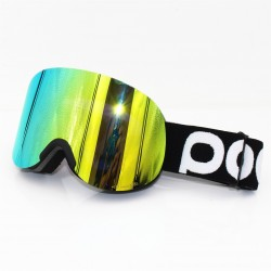 Ski goggles - double layers anti-fog lens - snowboard sunglasses