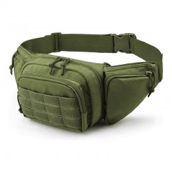 Outdoor waist bag -  combat - camping - sport - hunting - athletic -