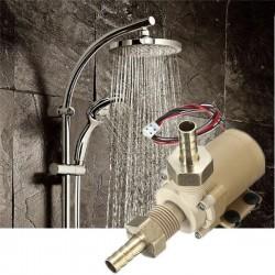 Pompe solaire - 12V DC - circulation eau chaude/froide - moteur brushless