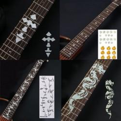 Gitarrengriffbrettaufkleber - ultradünn