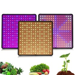 Ultra violet light panel - 1000W led - AC85-240V EU/US - - extra thin - with plug - indoor growing for plants