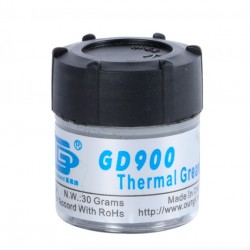 30g Gray GD900 Heat Sink Compound Thermal Grease Paste Silicone