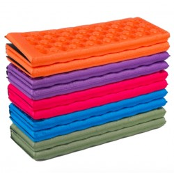 5 Colorus Outdoor Portable Foldable EVA Foam Waterproof Garden Cushion Seat Pad Chair