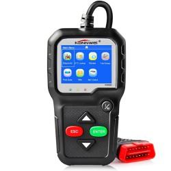 KW680S - diagnóstico del coche - leer código de avería - escáner - EOBD / OBD2