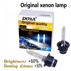 Car headlight - HID - Xenon bulb - D1R / D1S / D3R / D3S / D4R / D4S / D2R / D2S - 2 pieces