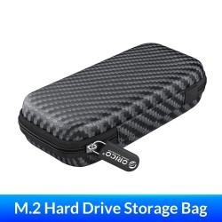 M2PH01 - HDD - Festplattengehäuse - Aufbewahrungstasche - Hard EVA