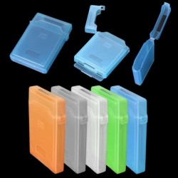 2.5 inch IDE / SATA / HDD - hard disk drive protection storage box - cover