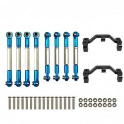 WPL - B1 B-1 B14 B-14 B24 B-24 C14 C24 - 1/16 RC Auto Ersatzteile - Metallzugstange / Lenkzugstangenservo / Basis