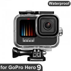 Wasserdichte Gehäusehülle - Tauch-/Unterwasserschutzhülle - für GoPro Hero 9 Black