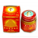 100% Original Vietnam Gold Tower Balm Ointment Pain Relieving Patch Massage Relaxation Arthritis Essential White Tiger Balm