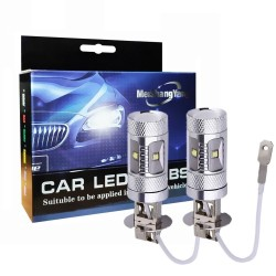 Luces LED para coche H3 30W CREE 1400 Lumen - bombillas - 2 piezas