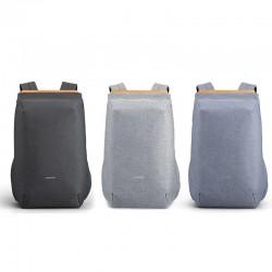 Mochila de moda - bolsa para portátil de 15 '' - con puerto de carga USB - resistente al agua