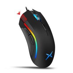 M625 - A3050 - 4000 DPI 1000Hz - mouse para juegos con cable - retroiluminación RGB - 7 botones - USB