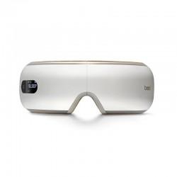 isee 4 - elektrisches Augenmassagegerät - Vibration - Erwärmung - Entfernung von Müdigkeit / Augenringen